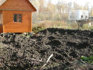 Раменские дачники отравили свои участки ядовитой почвой