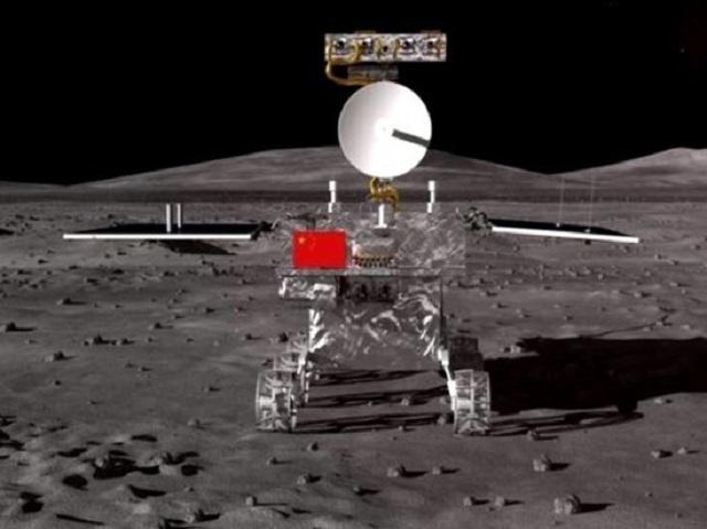 Температура на Луне - почти двести градусов ниже нуля