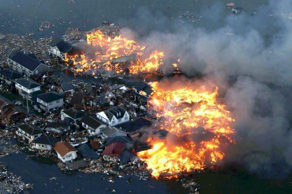 Как Япония помогает другим странам бороться с природными бедствиями?