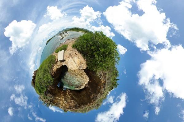 Семь снимков Земли с разного расстояния, заставляющих по-другому взглянуть на жизнь