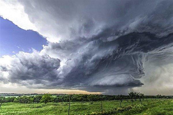Опасность ураганов связана с глобальным потеплением