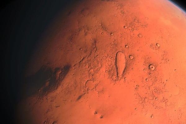 Астрономы доказали, что на Марсе есть метан