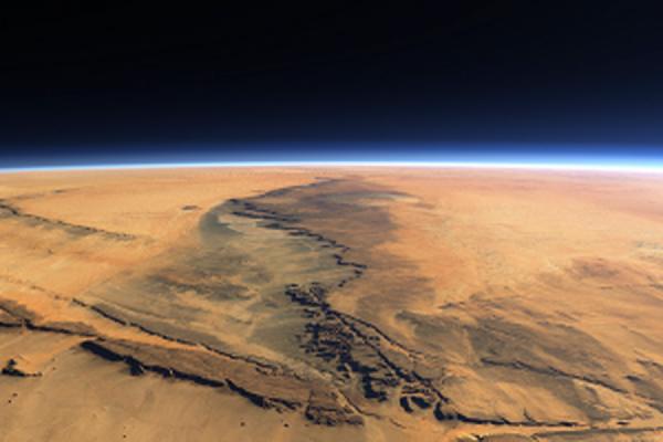Подземная жизнь на Марсе