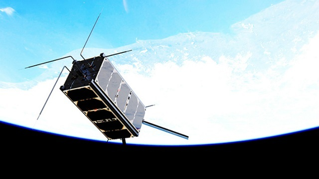 Первый финский спутник был уничтожен в ночь на четверг