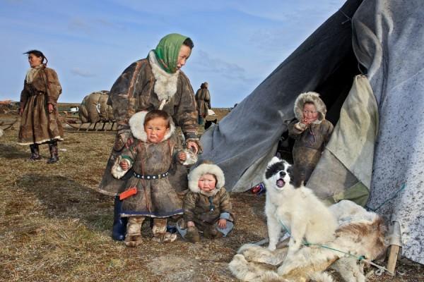 Чукотские роды: инфантицид, отказ от помощи и другие неожиданные традиции