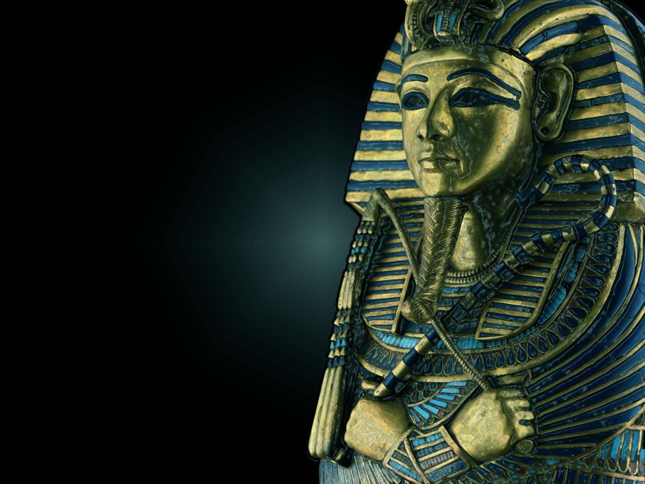 Тайна гробницы Тутанхамона - а был ли мальчик?