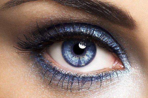 Цвет глаз расскажет о характере человека