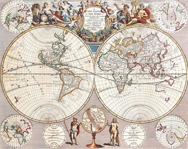 Важнейшие географические открытия человечества