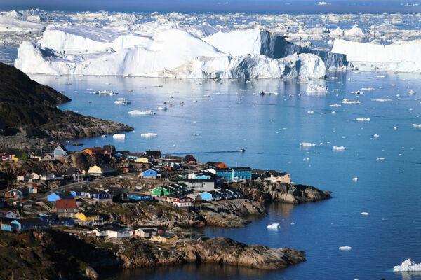 Гренландия. Загадка зелёного острова