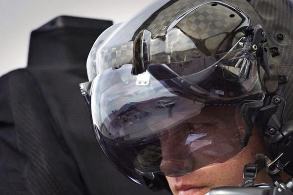 Зеленое свечение в шлемах F-35 устранили с помощью OLED