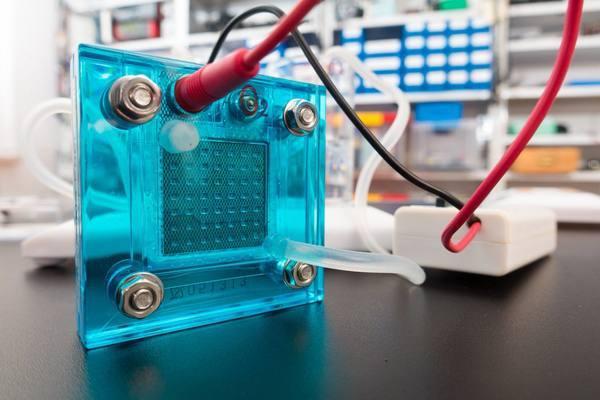 Американцы создадут полевой генератор водорода