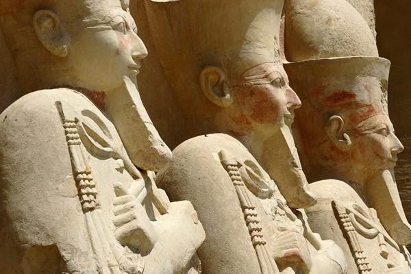 Предками египетских фараонов были славяне?