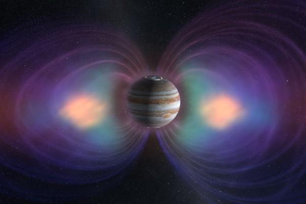 Ученые зафиксировали странные изменения в магнитных полях Земли