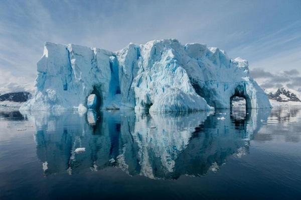 Массивный ледник Твайтс в Антарктиде может потерять весь свой 150-летний лед