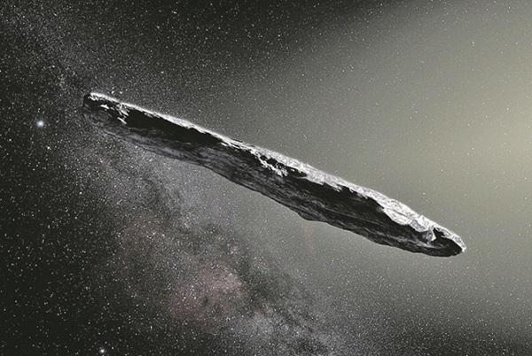 Таинственные открытия, сделанные в космосе