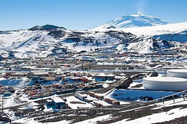 Что пророчили древние греки Антарктиде?