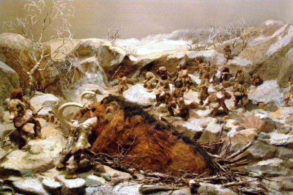 Как неандертальцы пережили ледниковый период