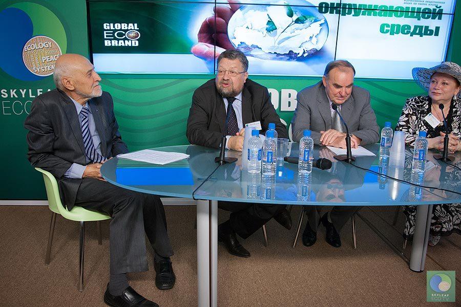 В России начинает вещание экологическое телевидение