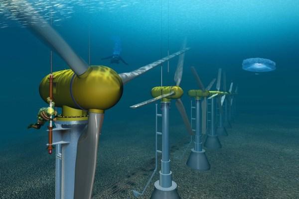 Альтернативная энергетика: нас спасут приливные электростанции?