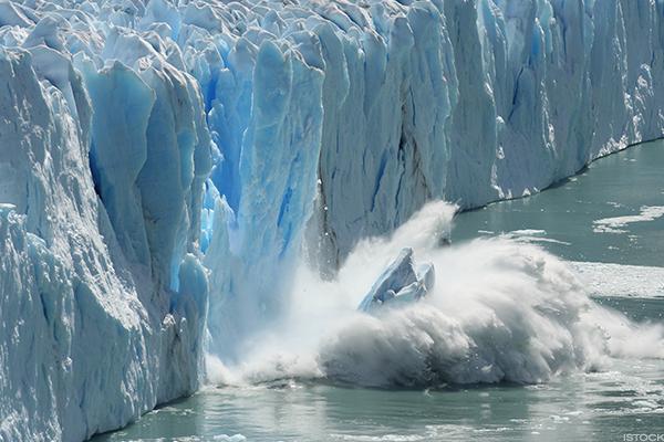 Чем опасно таяние ледников Арктики?