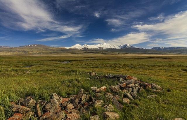 Таинственные места: плато Укок на Алтае