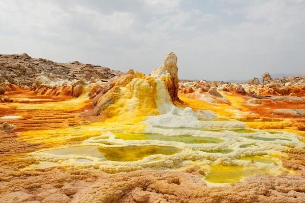 Где самое горячее место на Земле?