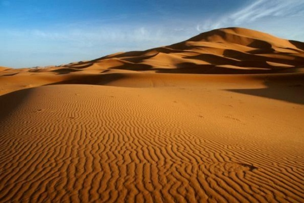 Многие ученые уверены, что Сахара высохла из-за изменения орбиты Земли