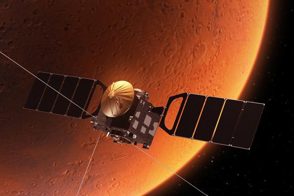 Марс: исследование планеты космическими кораблями