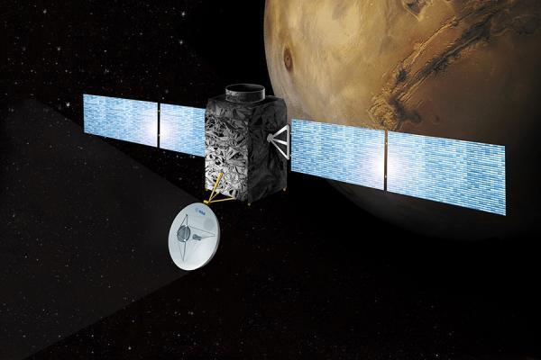Как космические корабли Марс изучали