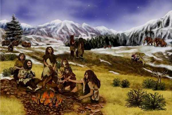 Неандертальские гены у нас в крови