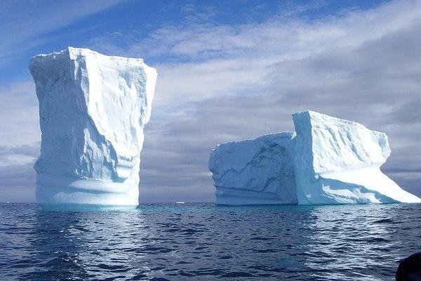 Зловещее пение шельфовых льдов Антарктиды