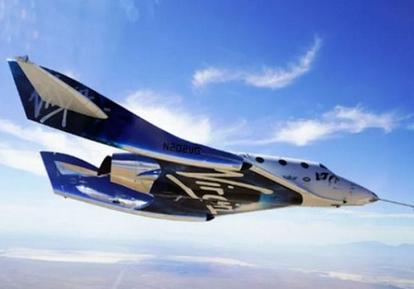 Virgin Galactic отправили в космос тестового туриста