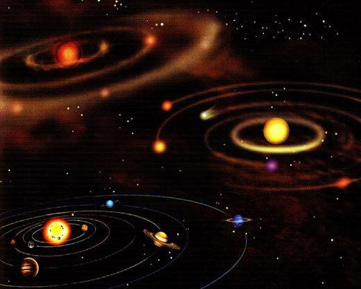 Места в  Солнечной системе, где возможна жизнь