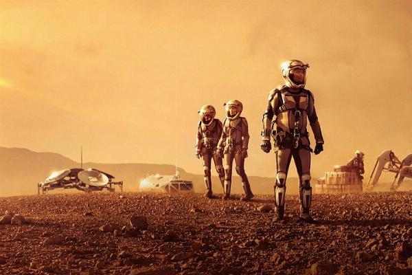 Взгляды на перспективы жизни на Марсе в последние десятилетия сильно различались