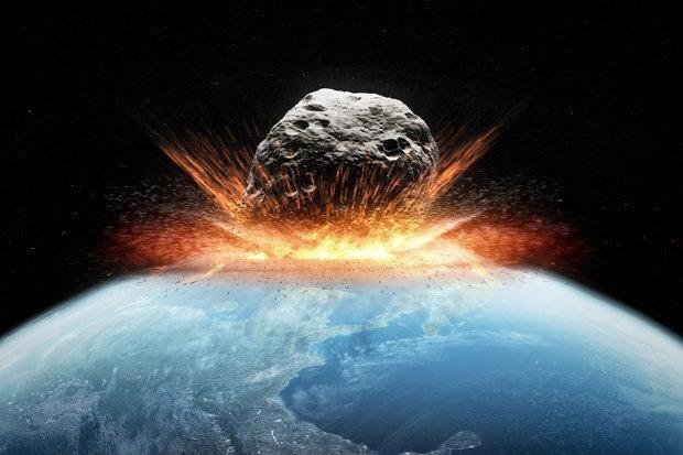 Ледниковый период спровоцировал огромный метеорит?