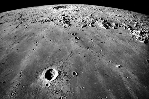 Удивительная теория возникновения Луны