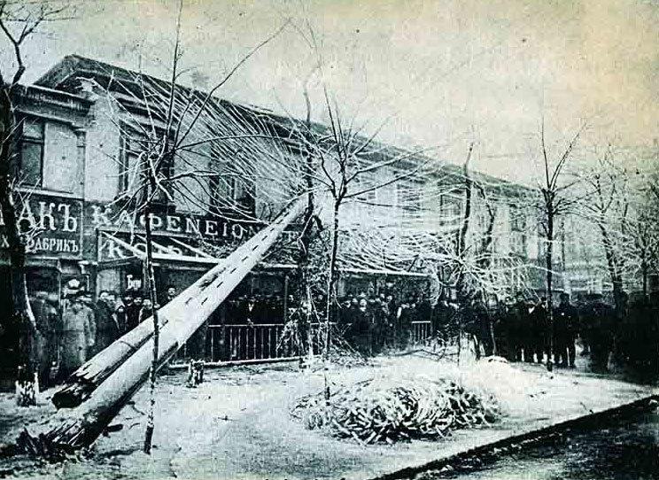 Одесса в ледовом плену: 1988 год