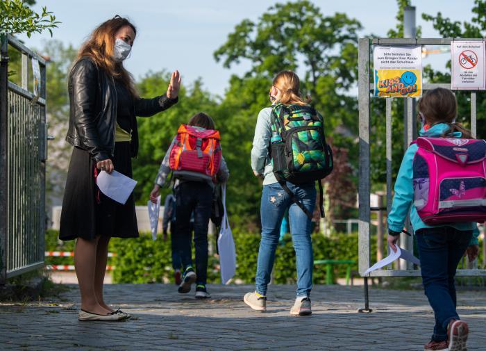 В России назвали дату начала учебного года
