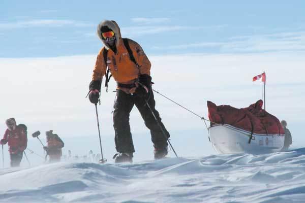 Самые неудачные полярные экспедиции
