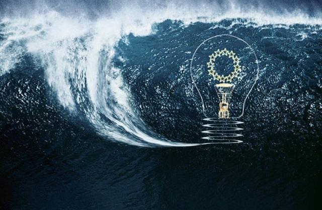 На гребне волны:  перспективы приливной энергетики