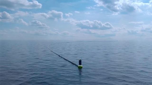 Голландский изобретатель запускает миссию по очистке океана (часть 2)