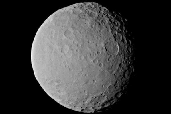 Загадочная Церера: ближайшая к нам карликовая планета