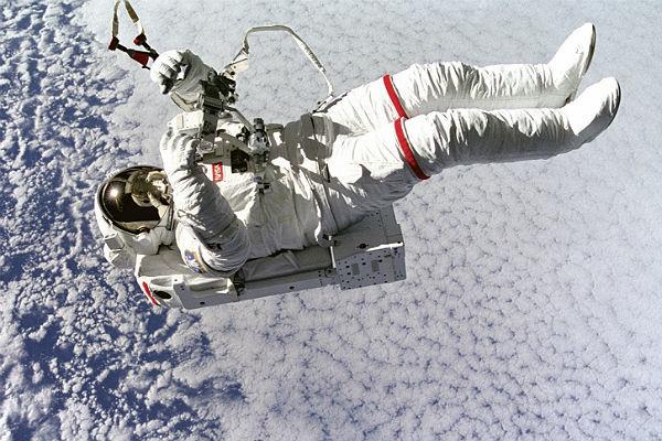 Как невесомость влияет на космонавтов