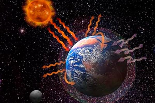 Что будет, если температура атмосферы Земли поднимется на два градуса