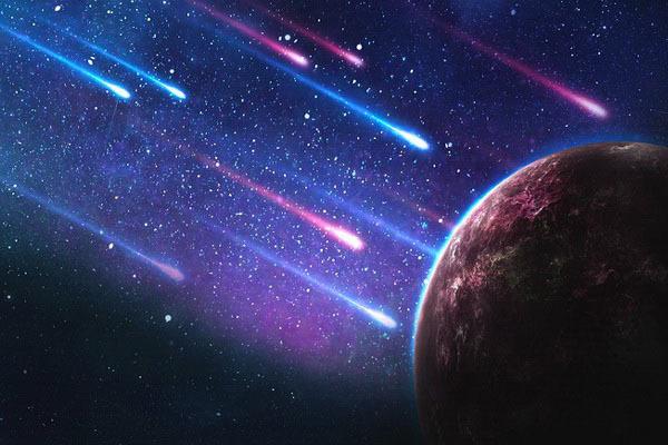 Чрезвычайно редкие синие астероиды ставят ученых в тупик