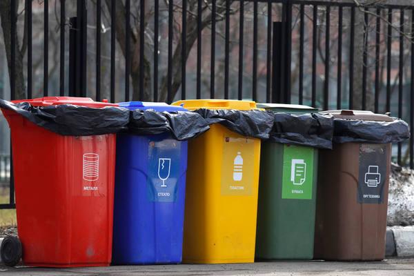 Нижегородская область закупит 2,2 тыс. контейнеров для раздельного сбора отходов