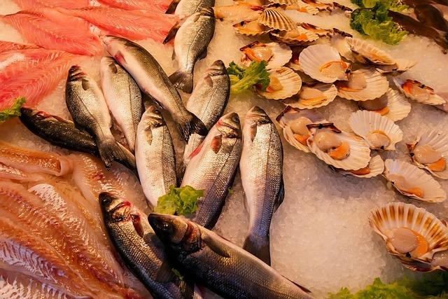 В морепродуктах обнаружены частицы микропластика