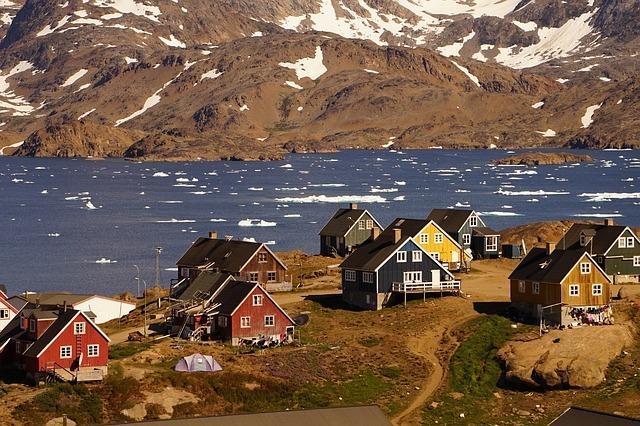 Таяние льдов в Гренландии достигло точки невозврата