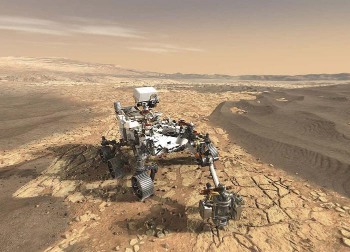 NASA запустило сервис для онлайн-отслеживания марсохода Perseverance