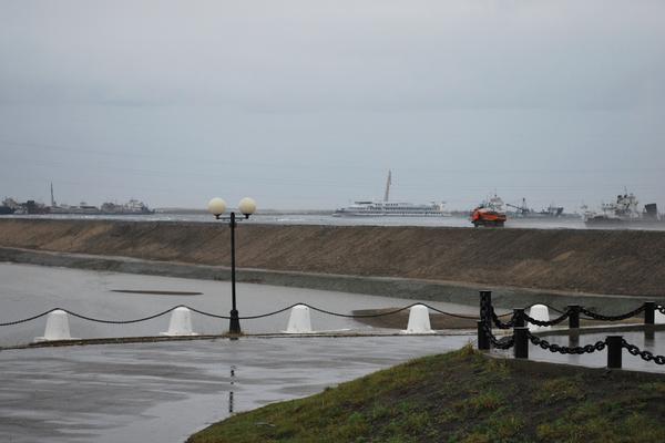 На взлетной полосе аэропорта Зырянки снова может случиться подтопление